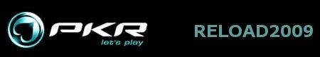 PKR Reload Bonus Code Juni 2009