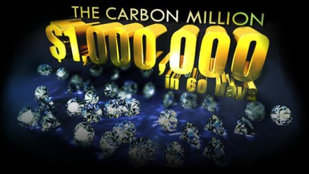 Carbon Poker Rake Race Million