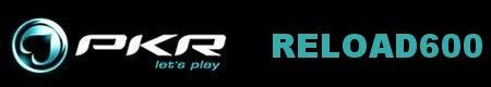 PKR Reload Bonus Code Oktober November 2009