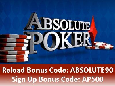 Absolute Poker Bonus November 2009