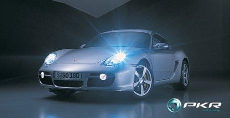 PKR Porsche Cayman Gewinnspiel
