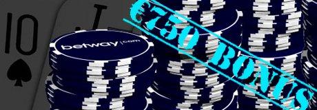 betway Poker Bonus Juni 2010