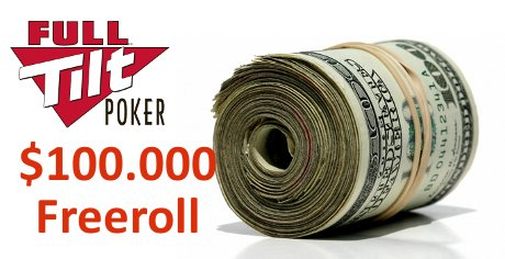 Full Tilt Poker Freeroll Bonus