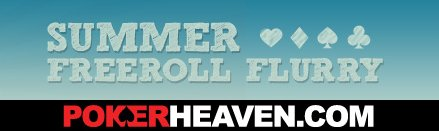 Poker Heaven Freeroll 2010