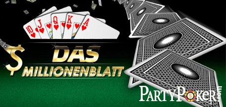Party Poker Millionenblatt 2011
