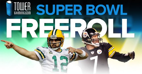 Tower Poker Super Bowl Freeroll