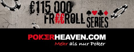 PokerHeaven 100.000 Freeroll