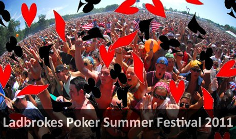 Ladbrokes Poker Summer Festival