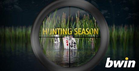 bwin Poker Jagdsaison 2011
