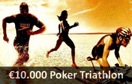 Poker Heaven Triathlon