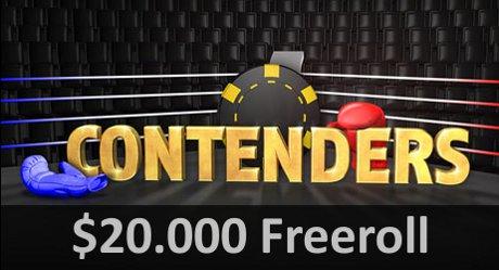 bwin Poker Freeroll Contender 2011