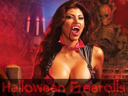 Halloween Poker Freeroll