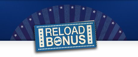 Americas CardRoom Reload Bonus