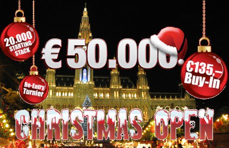 Everest Poker Christmas Open Wien
