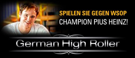German High Roller PokerStars Qualifikation