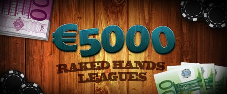 Poker Heaven Raked Hands Ligen