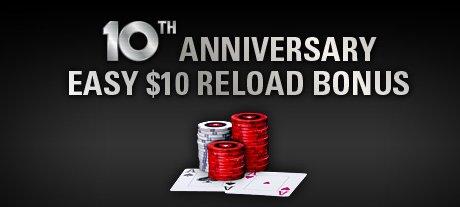 PokerStars Bonuscode November 2011