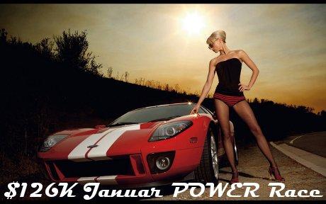 betsson Poker Januar 2012 Power Race