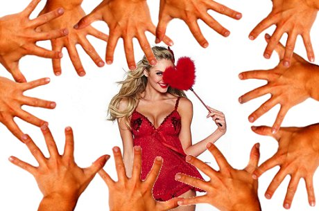 Magic Hands Valentinstag PokerHeaven