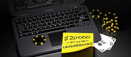 bwin Poker Sit and Go Race April 2012