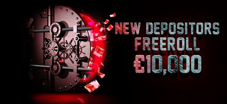 PokerHeaven Depositor Freeroll Mai 2012