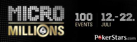 MicroMillions II 2012 PokerStars