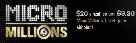 MicroMillions Bonus 2012
