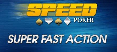 Speed Poker Rake Race