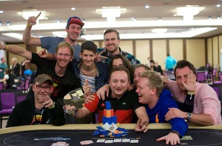 PokerStars Snowfest Gewinner Marius Pospiech