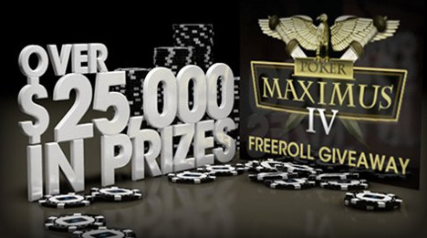 Poker Maximus IV Freeroll