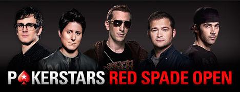 PokerStars Red Spade Open 2013