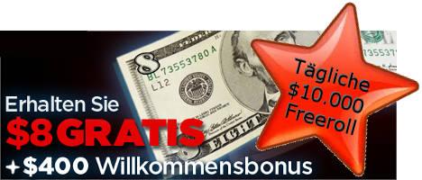 888 Poker Bonus Juni 2013