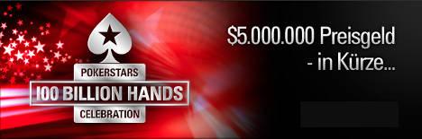 PokerStars Aktion